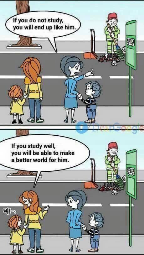 Mothers can have a positive impact on society by raising kids. https://t.co/mVhXAJJ76T