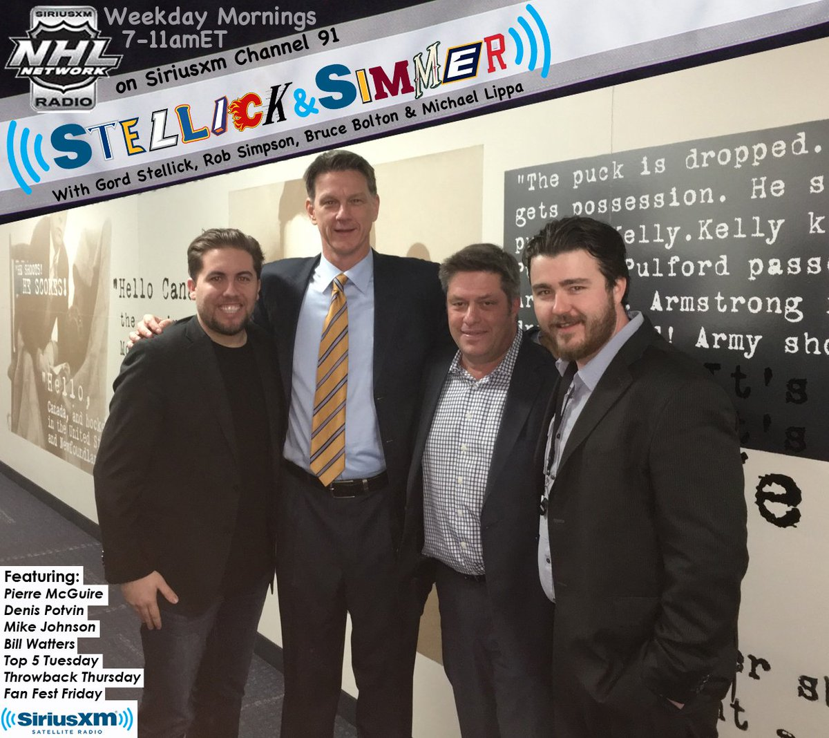 4d37c2902 SiriusXM NHL Network Radio on Twitter