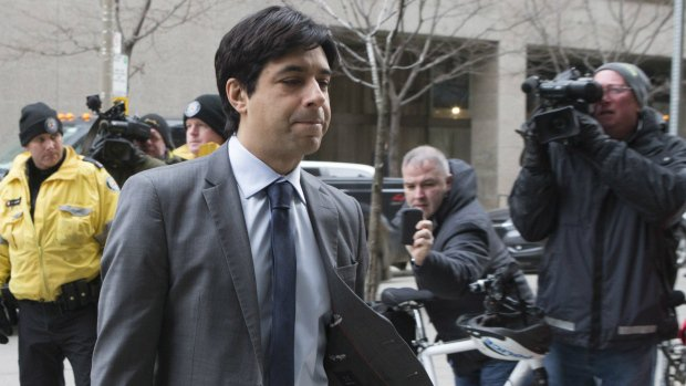 Jian Ghomeshi back in court for second week of trial