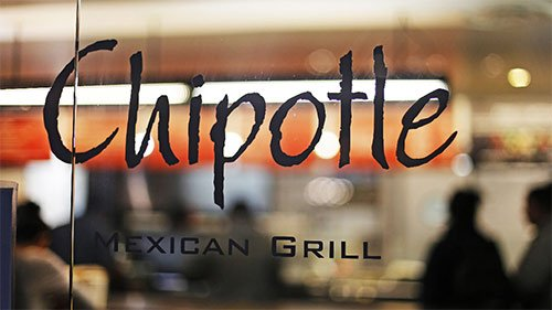 All Chipotle restaurants closing for 4 hours today for employee meeting about food safety