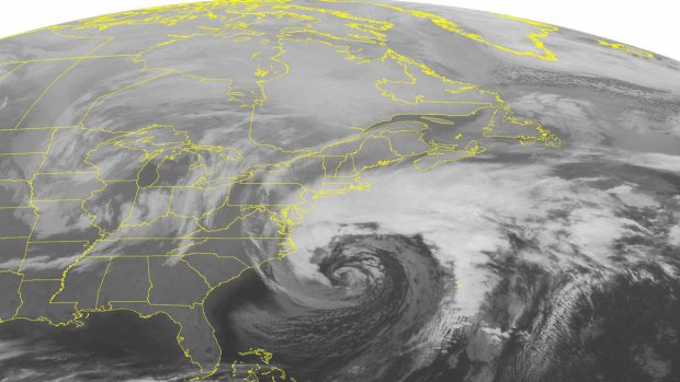 Atlantic Canada storm forecast causing closures, travel changes