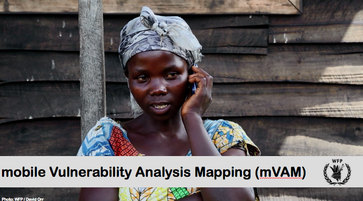 mVAM is 'Mobile Vulnerability Analysis and Mapping' We collect field data that @WFP uses to assess #foodsecurity https://t.co/HryQ8UB54X