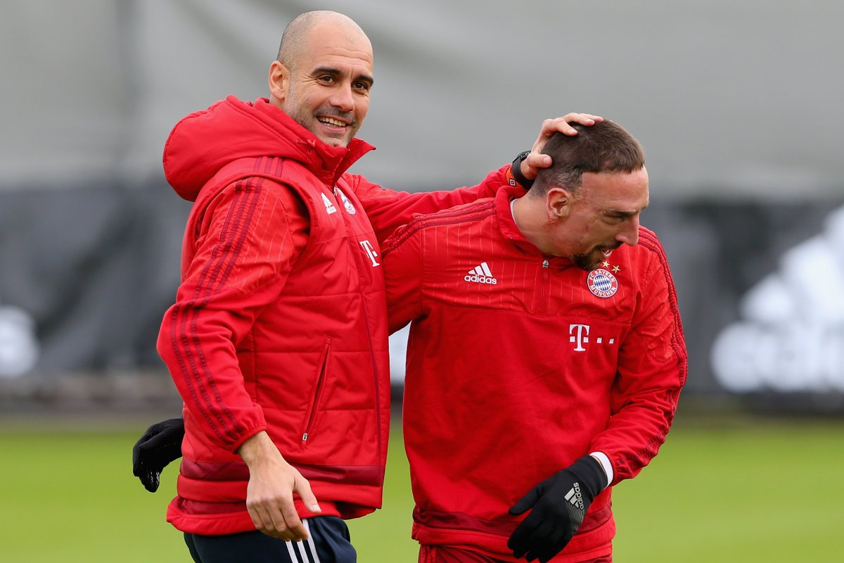 Josep Guardiola, Bayern Munchen, Dietmar Hamann, Manchester City