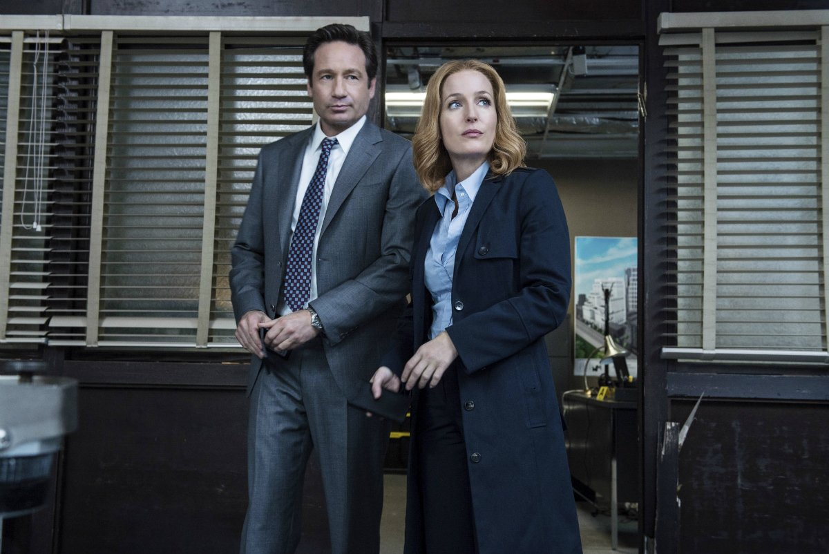 Tonight, the X-Files will feature a Philly-set episode. Here's what you need to know