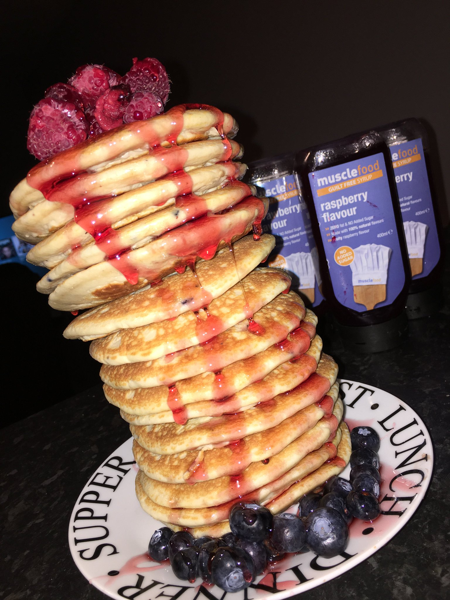 RT @MuscleFoodUK: You've still got time to order our READY MADE Protein Pancakes for delivery tomorrow! https://t.co/sKYogCIhOi https://t.c…