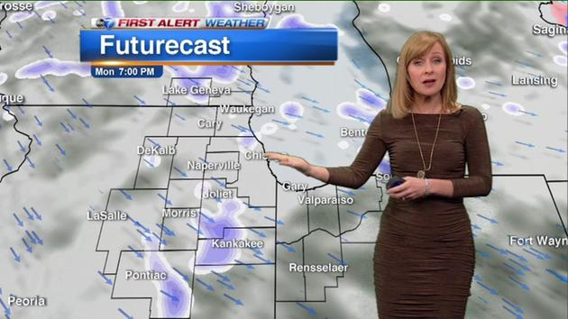 Chicago area to see light snow, colder temps
