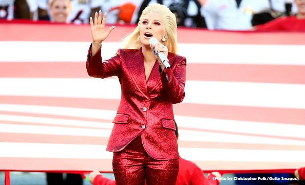 Lady Gaga's National Anthem Stirs Prop Bet Controversy SB50CBSPhilly