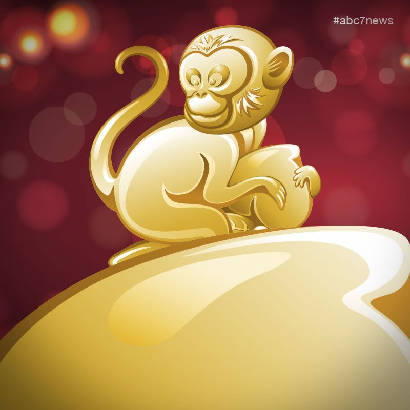 Happy LunarNewYear! We wish you and your family a happy and prosperous Year of the Monkey.