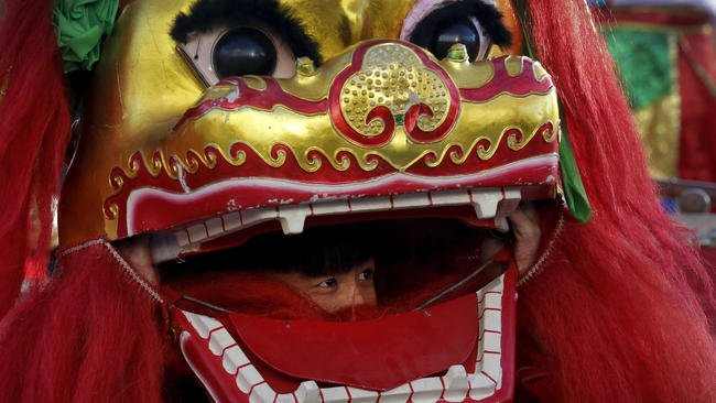 Today marks the first day of the Chinese New Year, a.k.a. the Year of the Monkey.