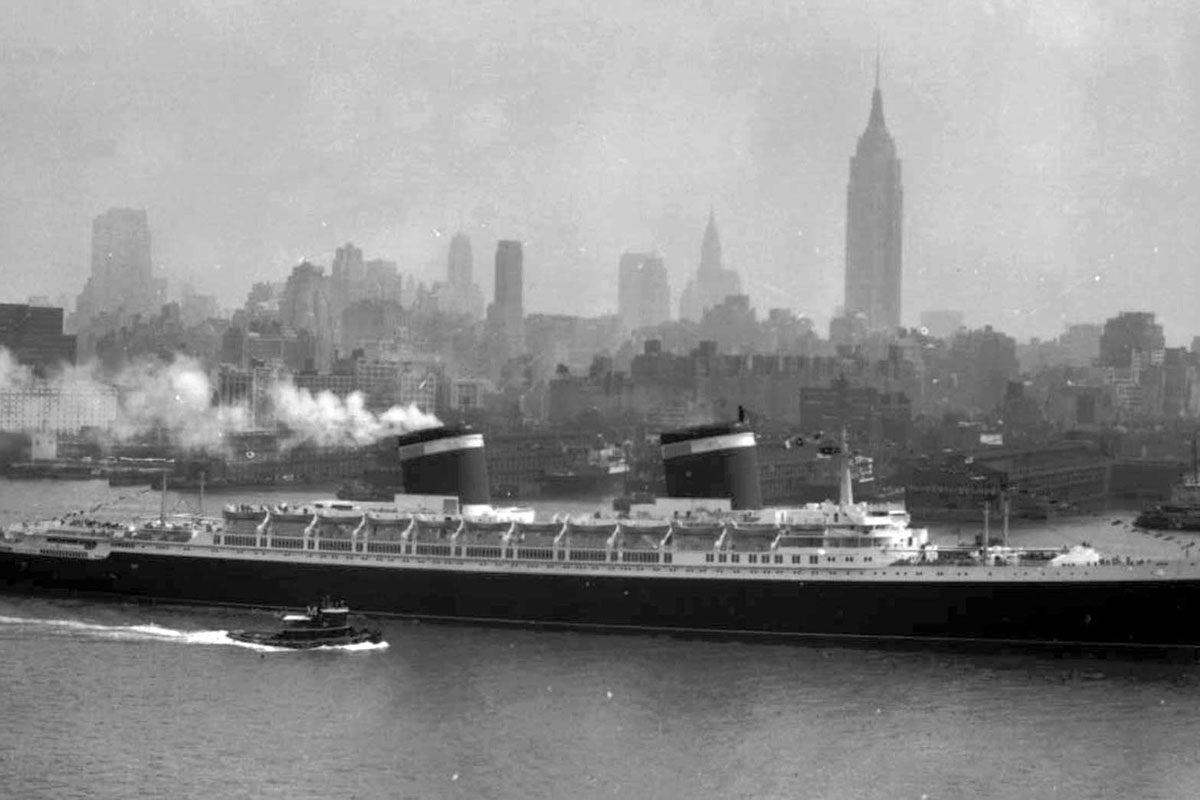 Can the SS United States be seaworthy again? An ocean lies between that goal and the reality
