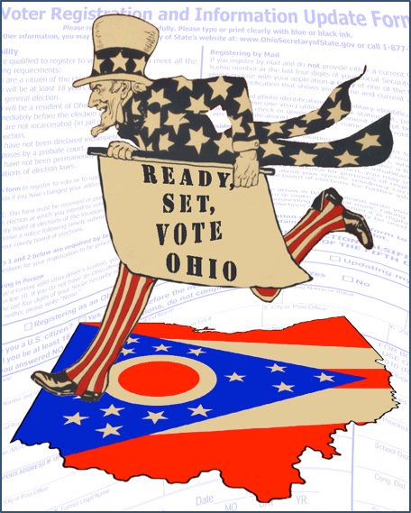 Ohio's Primary is Mar. 15! Ready to VOTE? Deadline to UPDATE ADDRESS / REGISTER is Feb. 16! https://t.co/CmSyoTrrII https://t.co/QBFlJ85h04