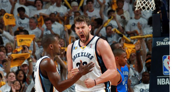 Portland has a losing record, but it's no reason for @memgrizz to sleep. It's Griz Game day.