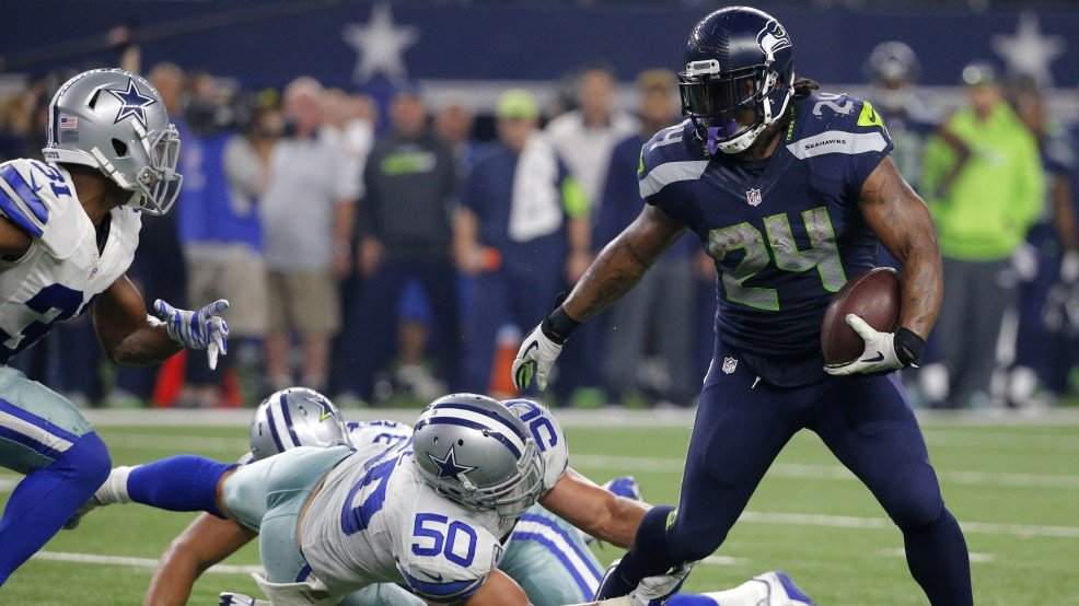 It's official. Agent confirms Marshawn Lynch intends to retireSeahawks liveonkomo