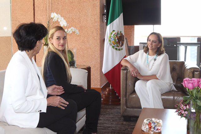 Thumbnail for Tintori y su reunión con diplomáticos de México