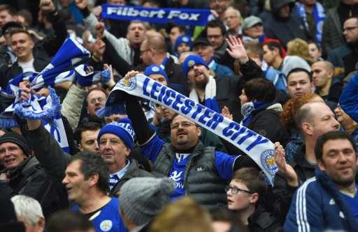 Leicester City, Jamie Vardy, Claudio Ranieri