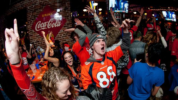 Broncos Panthers draw second-highest rating in Super Bowl history SB50