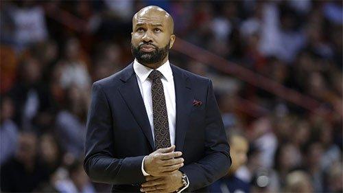 THIS JUST IN: @nyknicks fire Derek Fisher, sources tell @ESPN Kurt Rambis is interim coach