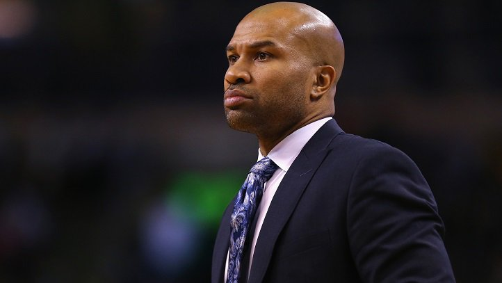 The Knicks have fired head coach Derek Fisher