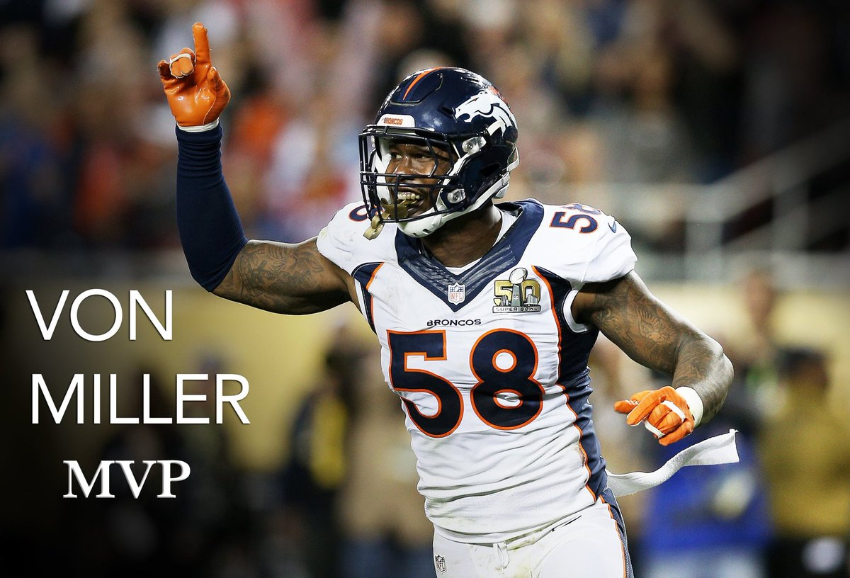 WATCH NOW: Super Bowl MVP @Millerlite40 speaking live from SanFrancisco -