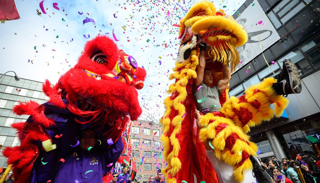 Happy Chinese New Year! Here's what to do