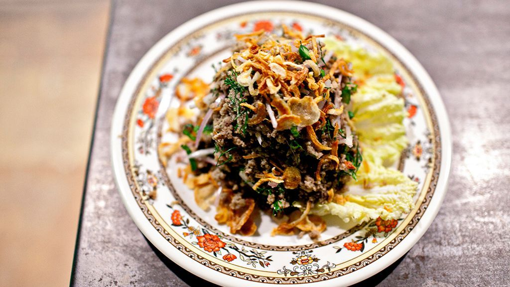 The No. 1 Thai restaurant in Washington, DC: Little Serow