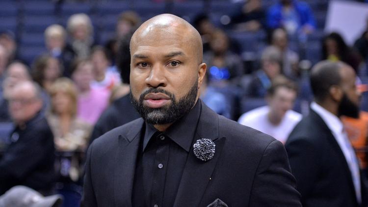 Derek Fisher is fired as New York Knicks coach