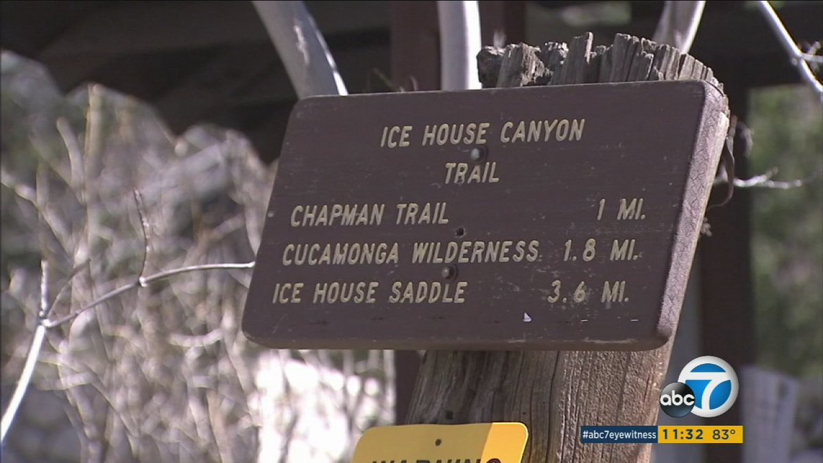 Trails closed in Mt. Baldy after 2nd death in one week
