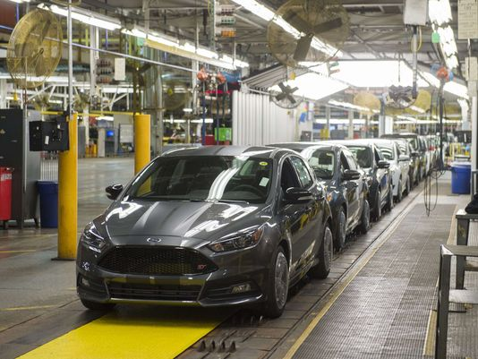 Report: Ford to double production in Mexico