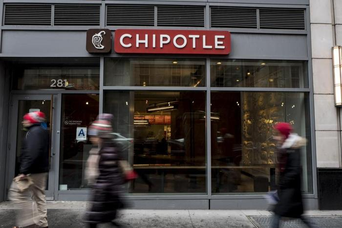 If you text Chipotle right now, you might get a free burrito