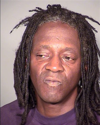 Mugshot of the day: Flavor Flav to face Vegas judge in DUI, speeding, pot case