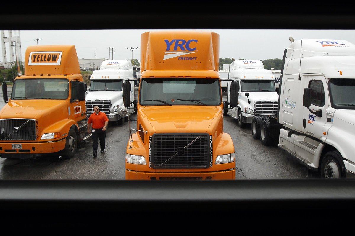Yrc Freight - El Paso TX (800) 610-6500