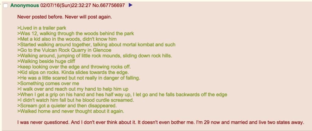 Murder 4chan