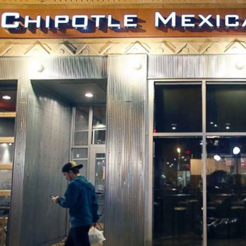 Chipotle restaurants temporarily closing to educate employees about food-borne illnesses.