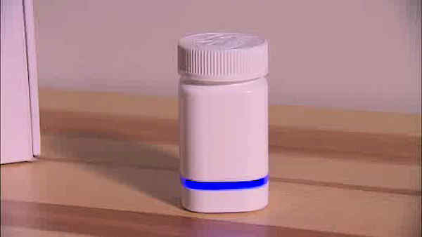 Forget something? New 'smart pill bottle' knows when you've taken your medication