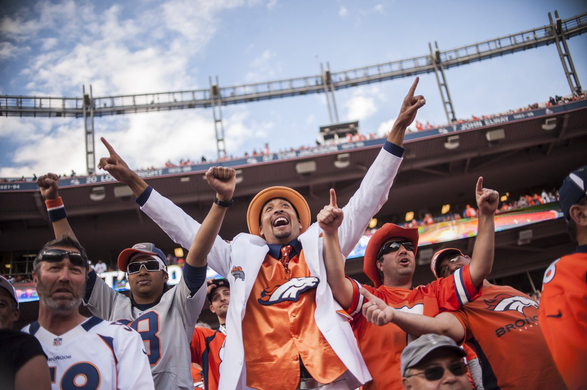 JOIN US: @Broncos Parade & Celebration tomorrow in DowntownDenver at 10am. Info here