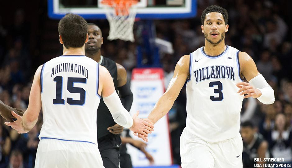 Villanova Is Ranked No. 1 in the Polls for the First Time Ever