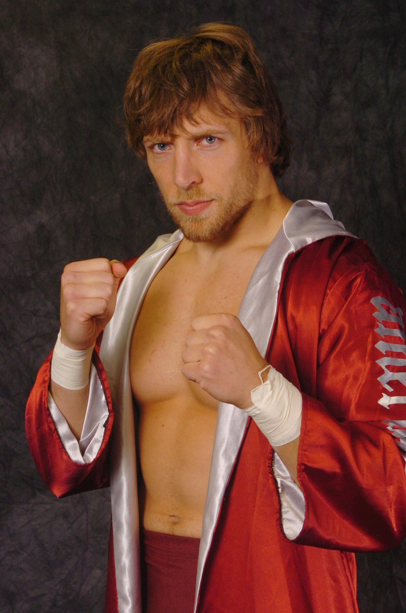 #ThankYouAmericanDragon #ThankYouDanielBryan Thank you for your contributions to @ringofhonor @WWEDanielBryan https://t.co/Qsa3gPRx5G