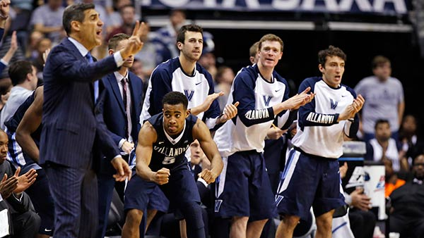 Villanova No. 1 in AP college hoops poll for first time in school history. See AP top 25