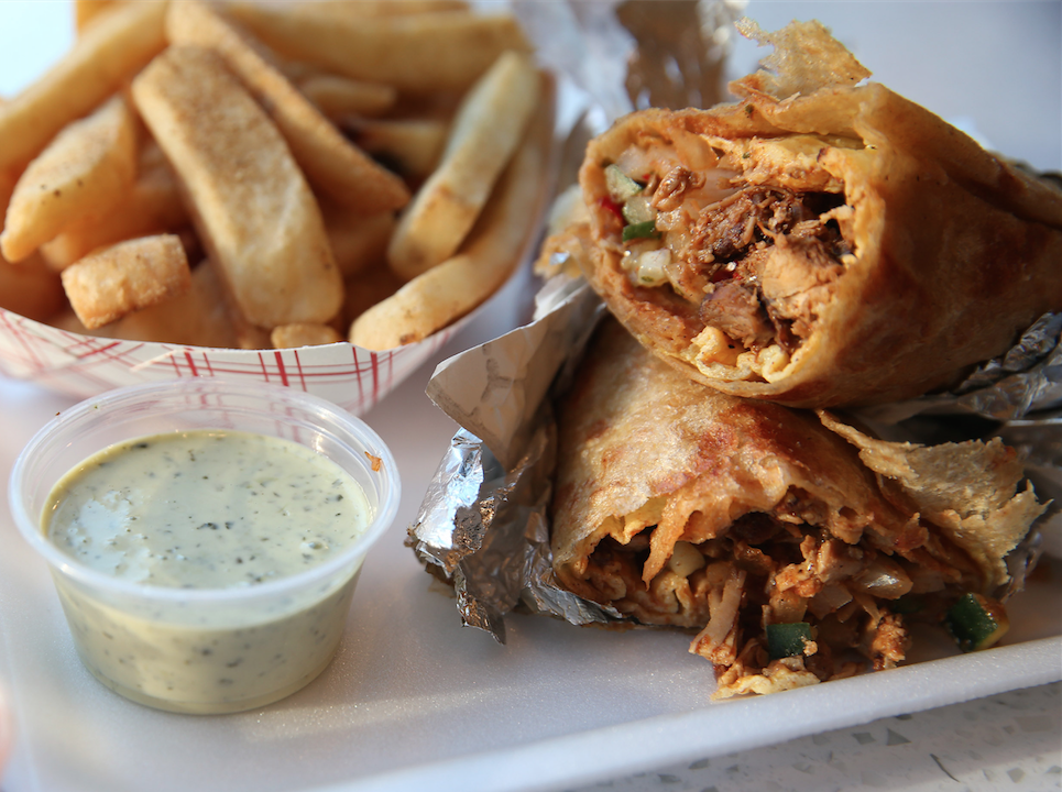 5 good burritos in Chicago other than Chipotle's
