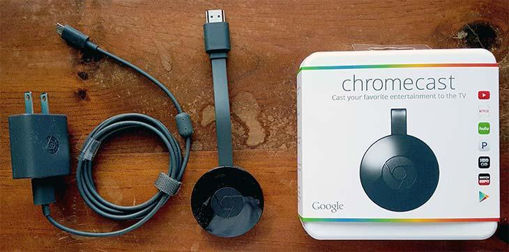 Win a chromecast