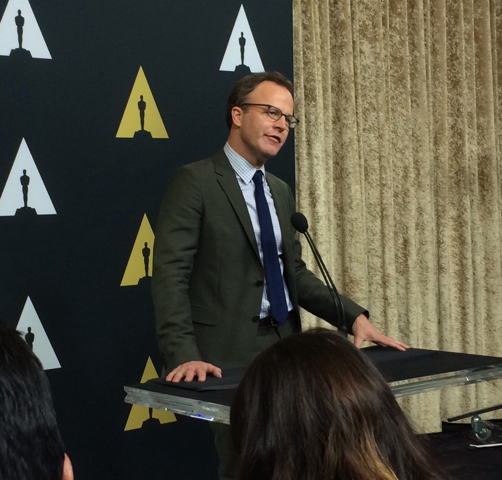 Tom McCarthy, the Oscar-nominated director of Spotlight, says he has a deeper respect for journalists after movie.
