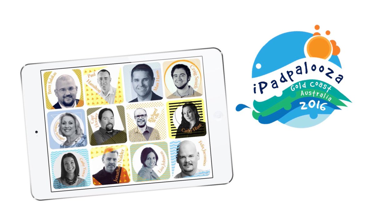 See our huge list of presenters,learn-shop leaders & more - then register! https://t.co/5sOBZeBb19  #edtech #ipaded