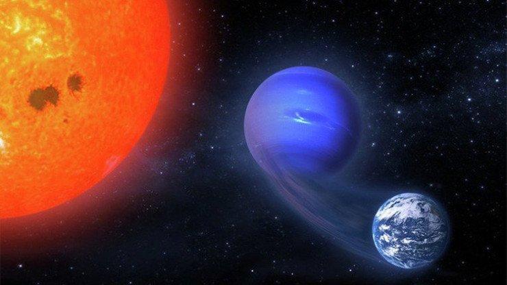 Mistero nello Spazio: Scoperta una Mega Terra fuori da ogni legge astronomica