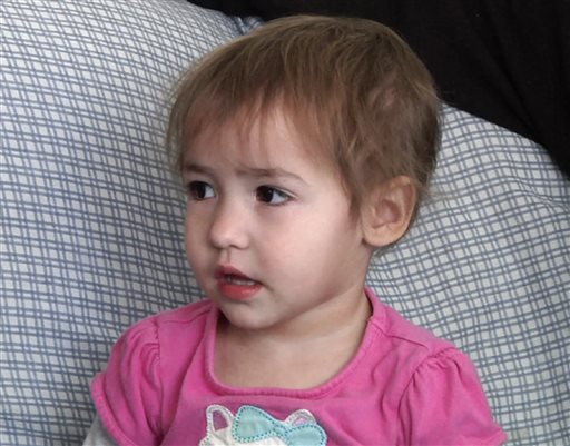 Family of lead-poisoned Flint girl, 2, files suit