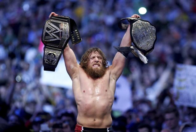 Former WWE champion Daniel Bryan announces retirement after concussion injury last April