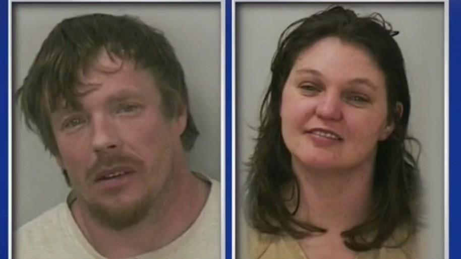 Cops say girl, 9, was driving intoxicated couple in Wisconsin.