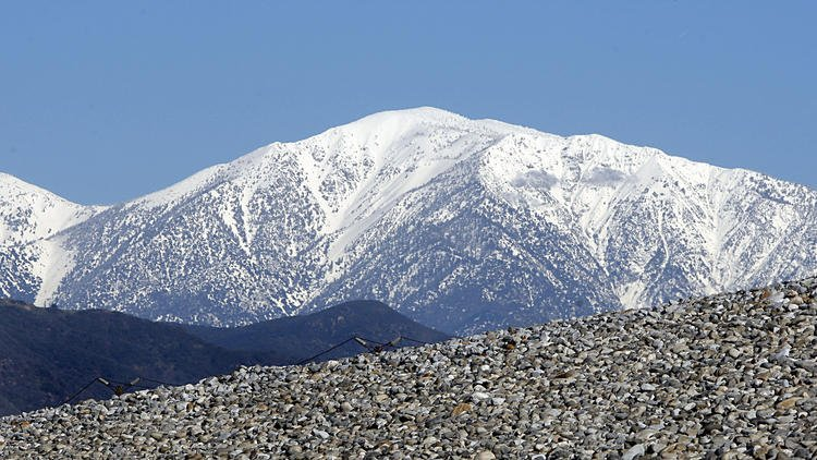 Another hiker dies amid icy conditions, prompting closure of trails around Mt. Baldy