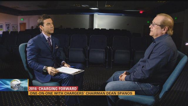 Charging Forward: @KyleKraska and @Chargers Chairman Dean Spanos one-on-one interview