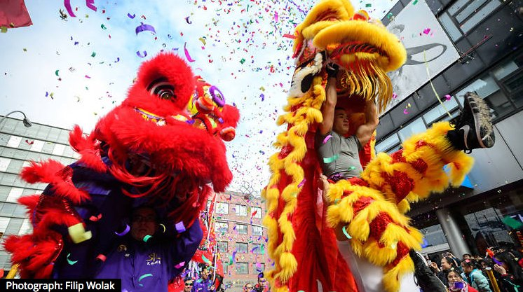 Celebrate the LunarNewYear at these events and venues in NYC: @TimeOutNewYork
