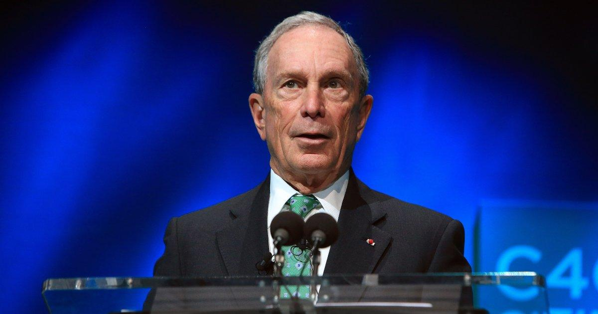 JUST IN: Former NYC mayor @MikeBloomberg admits interest in running for president